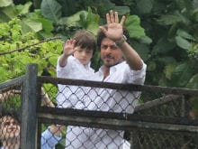 Shah Rukh Khan's Eid: All About Special Plan With Suhana And Aryan