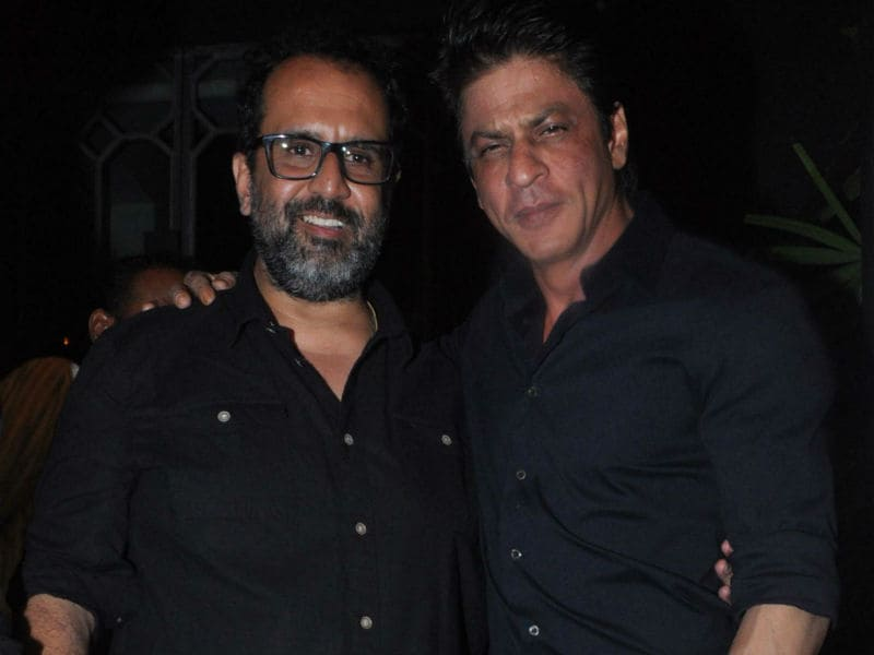 Find Out Who's Playing Shah Rukh Khan's Father In Aanand L Rai's Film