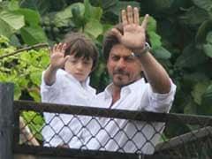 बेटे के साथ आजकल महाभारत पढ़ रहा हूं : शाहरुख ख़ान