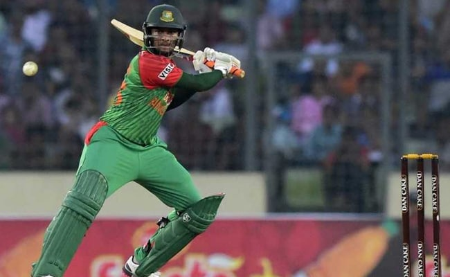 NZvsBAN CT17 : बांग्लादेश ने शाकिब अल हसन और महमुदुल्लाह के शतकों से न्यूजीलैंड को हराया