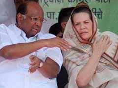 Sonia Gandhi, Sharad Pawar Talk As Sena Waits For Support: 10 Points