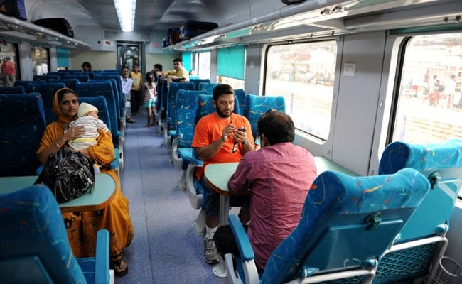 Rajdhani, Shatabdi Trains To Be Revamped: This is What They Will Have