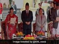 New Nepal Prime Minister Sher Bahadur Deuba Takes Oath Of Office