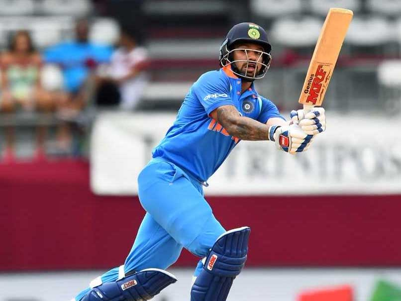 1st ODI, India vs Sri Lanka: Shikhar Dhawan Smashes 11th Ton