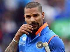 Shikhar Dhawan Pips Virat Kohli On Cricket Board Payments List