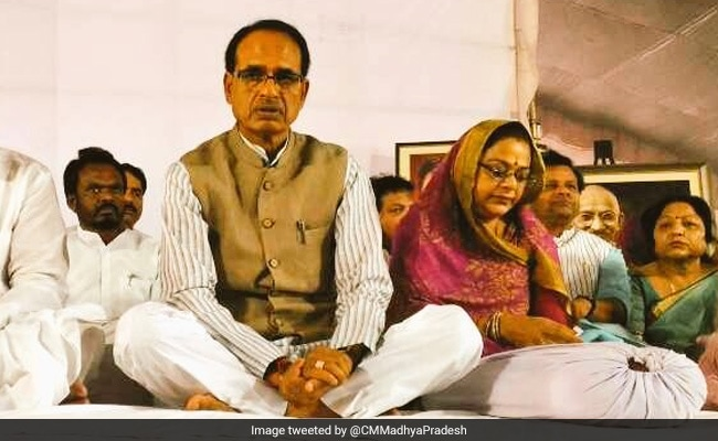 Shivraj Chouhan Aims To Make Madhya Pradesh Corruption And Poverty Free By 2022