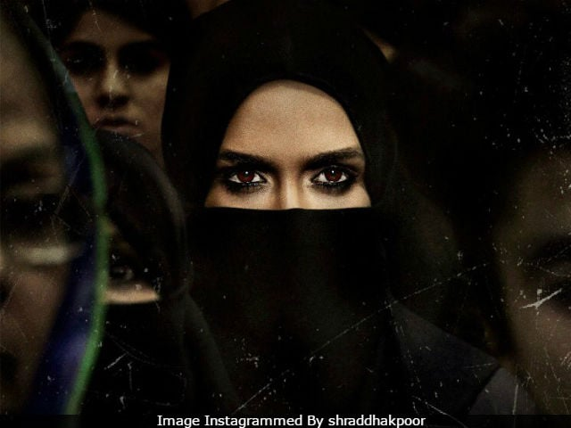 Haseena Poster: Shraddha Kapoor Stares You Down As The 'Queen Of Mumbai'