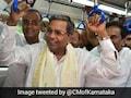 Ahead Of Inauguration On Saturday, Karnataka Chief Minister Checks Out New Metro Line