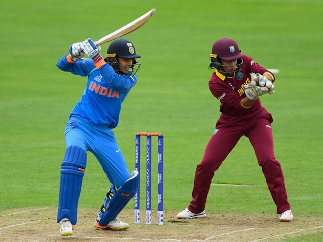 ICC Womens World Cup: Smriti Mandhana Guides India To 7-Wicket Win Over West Indies