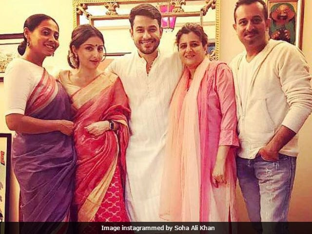 Inside Soha Ali Khan's Baby Shower