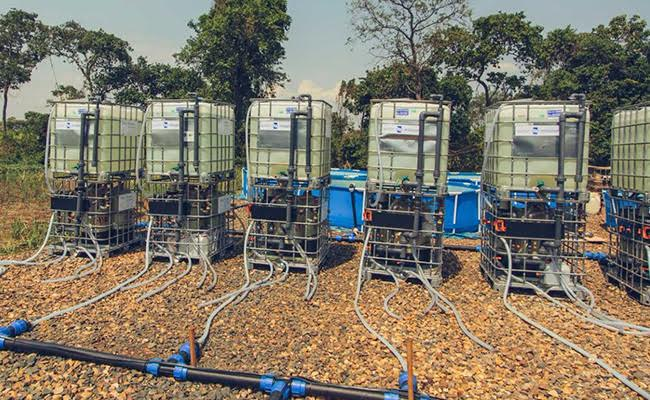 Solar Energy Powers Clean Water, Business Opportunities For Refugees In Tanzania