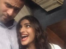 Glimpses Of Sonam Kapoor's Sunday With Her Rumoured Boyfriend