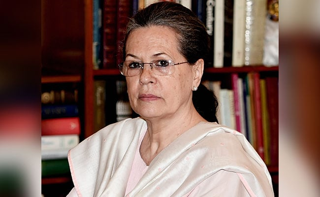 Swami Vivekananda's 1893 Address Still Relevant Today: Sonia Gandhi