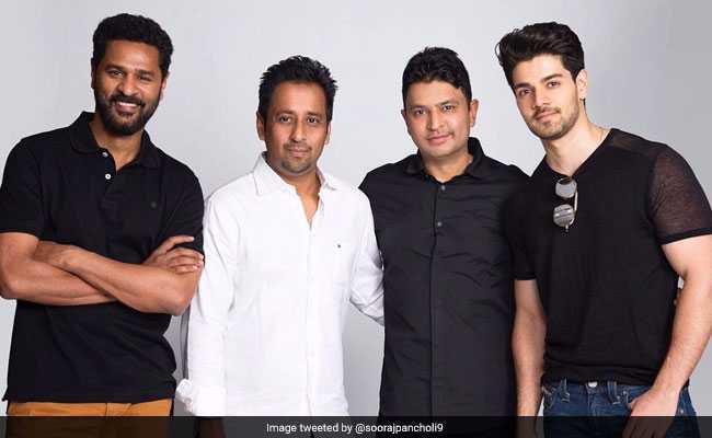 सूरज पंचोली ने साइन की दूसरी फिल्म, बोले- प्रभुदेवा के साथ काम करने को लेकर एक्साइटेड हूं