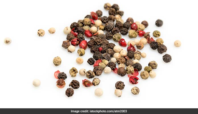 spices black pepper red peppers health benefits