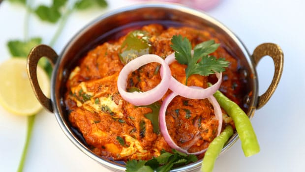 Top 10 Spiciest Dishes of India