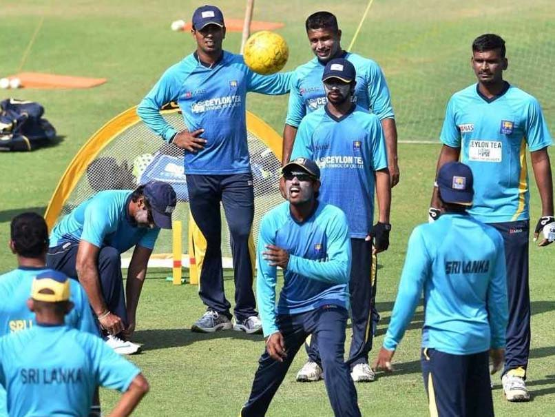 Get Fit Or Get Out Sri Lankan Government To Cricketers