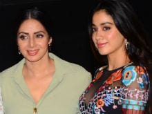 Sridevi Says She Has 'No Control' Over What's Being Written About Jhanvi