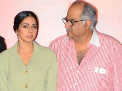 Sridevi: Boney Kapoor And Me Have Had Our Fair Share Of Fights Working Together