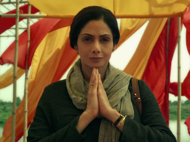 MOM Trailer #2: This Sridevi Is Vengeful And Chilling. Brace Yourself