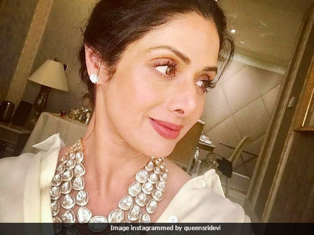 Sridevi 'Shocked' By What Rajamouli Said About Her Rejecting Baahubali