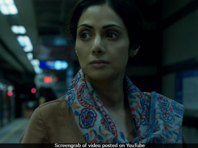 MOM Trailer: Sridevi, Nawazuddin Siddiqui's Film Is Intriguing