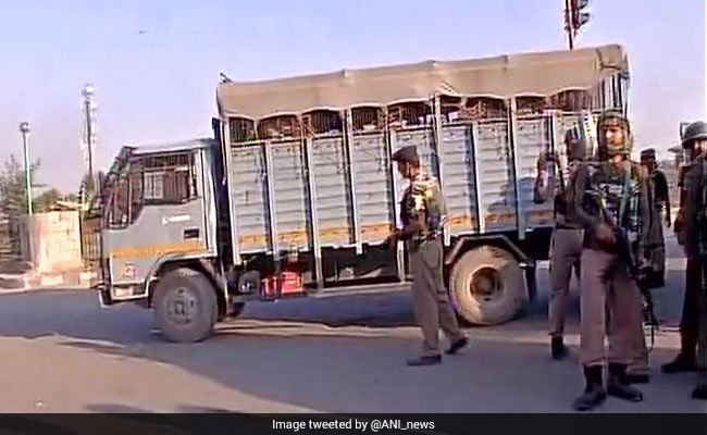 CRPF jawan, driver injured in attack by militants in Kashmir