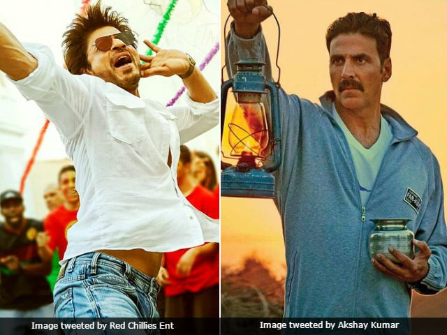Jab Harry Met Sejal: Shah Rukh Khan Just Averted A Box Office Clash With Akshay Kumar