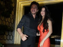 Shah Rukh Khan's Daughter Suhana Is The Star Of Gauri's Party