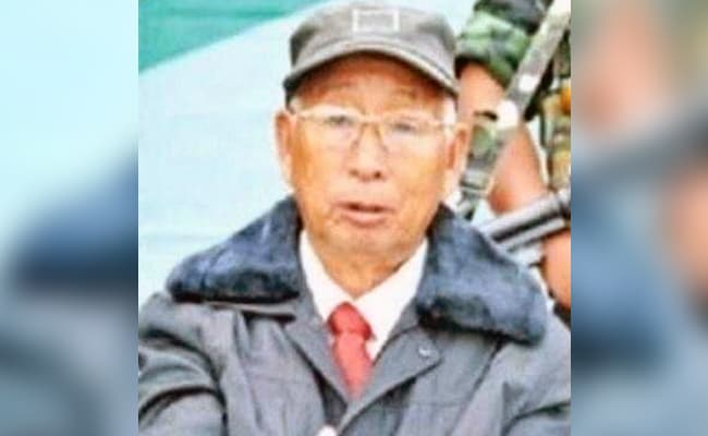 K Chairman SS Khaplang passes away after a diabetic stroke