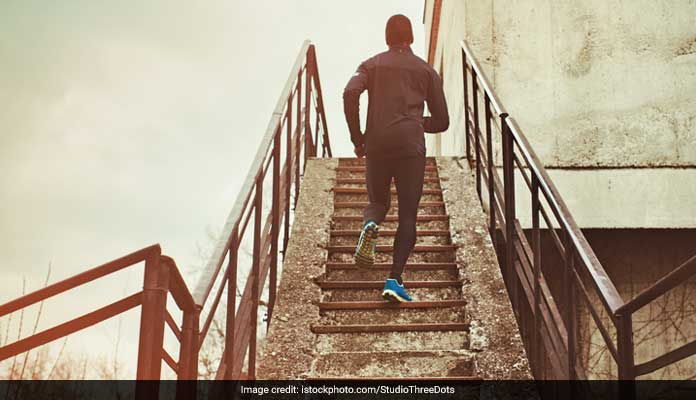 5 Amazing Health Benefits Of Climbing Stairs