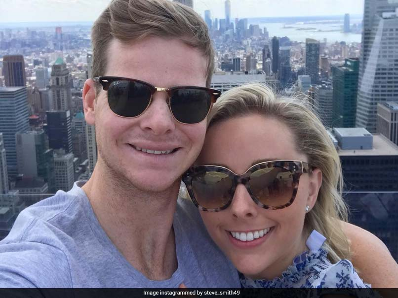 Steve Smith Gets Engaged To Long-Time Girlfriend Dani Willis In New York
