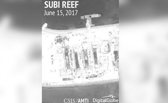 subi reef reuters