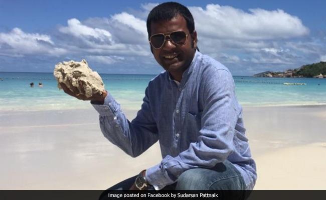 रेत से सूर्य मंदिर की प्रतिमा उकेर ओडिशा की संस्कृति दिखाएंगे सुदर्शन पटनायक