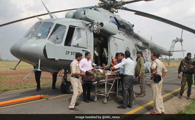 More Than 12 Maoists Killed In Biggest Operation In Chhattisgarh's Sukma