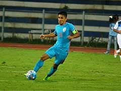 AFC Asian Cup Qualifiers: Sunil Chhetri Strike Seals India's 1-0 Win Over Kyrgyzstan