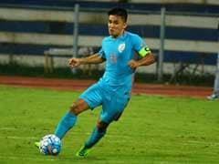 फुटबॉल: एशिया कप में भारत की संभावनाओं को लेकर यह बोले स्टार खिलाड़ी सुनील छेत्री..