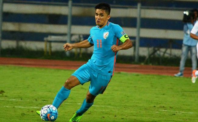 भारतीय फुटबॉल टीम के कप्तान सुनील छेत्री बोले, 'हम मकाऊ को भी कमजोर नहीं आंक रहे'