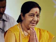 Sushma Swaraj Assures Help To Indian Man Hospitalised In France