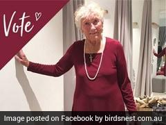 मिलिए 93 साल की दुल्हन से, फेसबुक पर पूछा- शादी में कौन सी ड्रेस में अच्छी लगूंगी