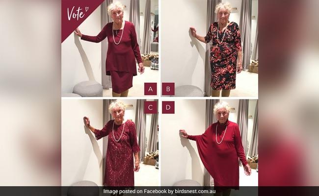 Bride, 93, Asks Internet To Pick Her Wedding Dress In Post Gone Viral