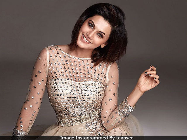 Taapsee Pannu Is Excited About Going All Glam In Judwaa 2