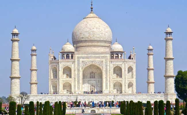 Green Body Orders Demolition Of Restaurant Near Taj Mahal
