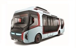 Tata Motors Electric Bus Pilot Run Commenced In Chandigarh