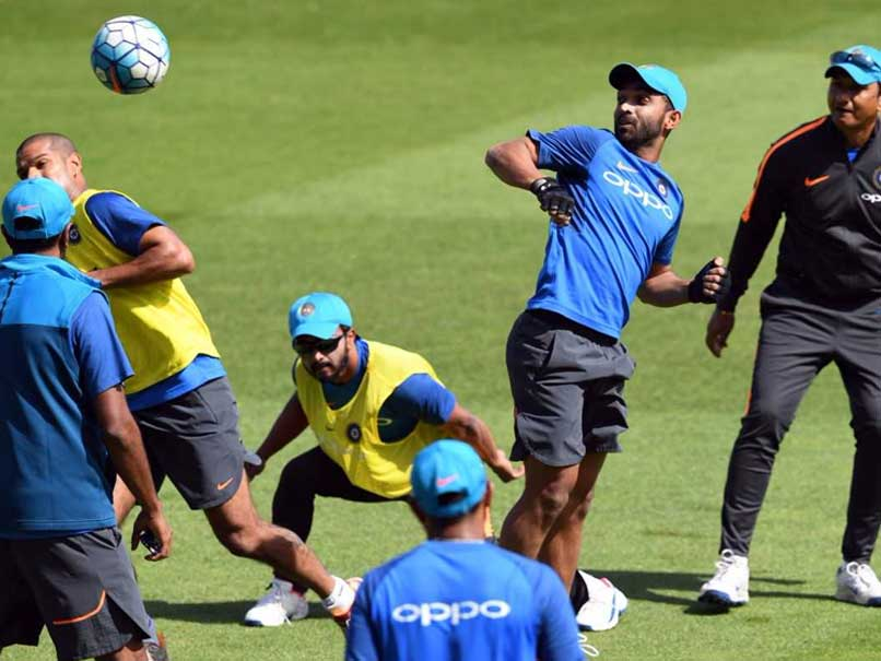 Team India Arrives In The West Indies Amid Coach Crisis