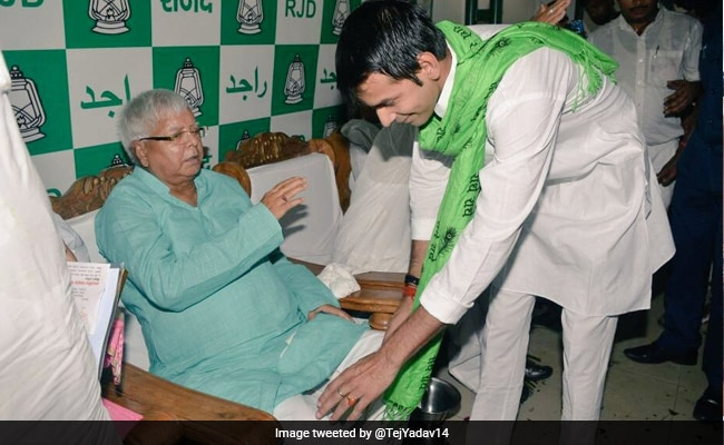 Row after govt. doctors deputed to treat Lalu at Minister's house