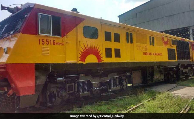 tejas express engine