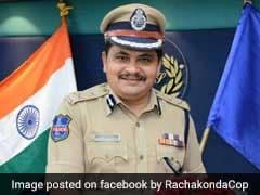 Telangana IPS Officer Mahesh Muralidhar Bhagwat Gets Award From US State Department
