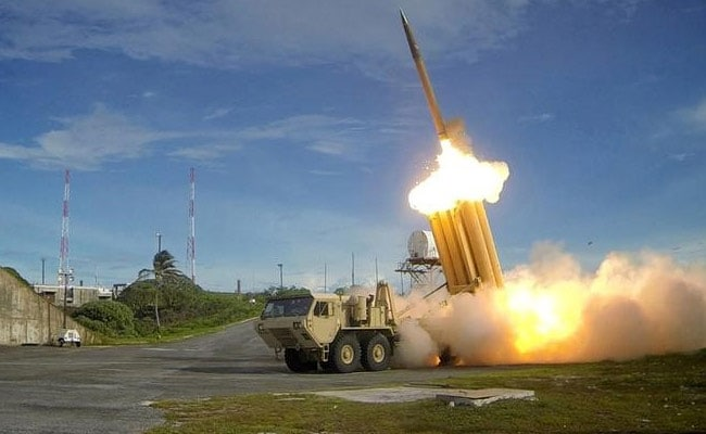 North Korea fires suspected cruise missiles after United States drills