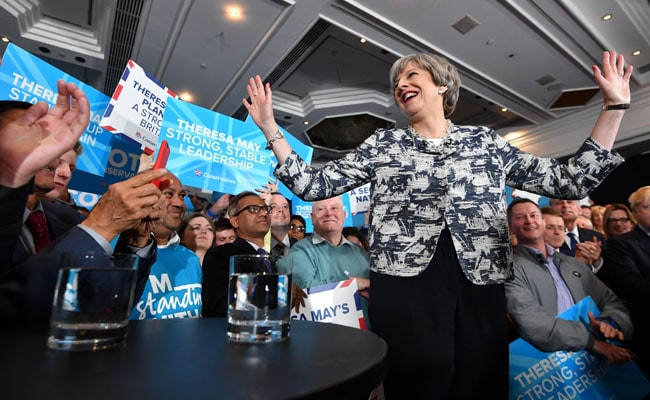 Why The Election Backfired For British Prime Minister Theresa May